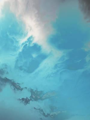 Painting - paradise I by John WR Emmett