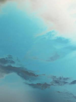 Painting - paradise II by John WR Emmett