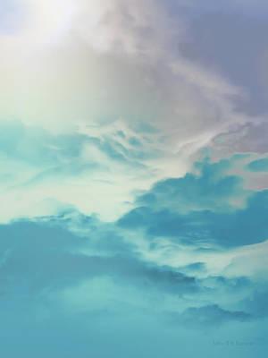 Painting - paradise III by John WR Emmett