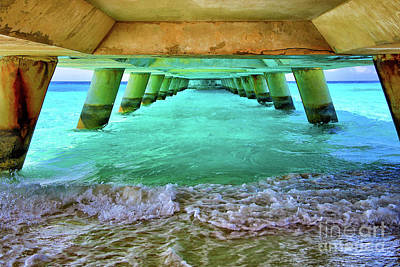 Photograph - Paradise In Grand Turk Never Ends by Mariola Bitner