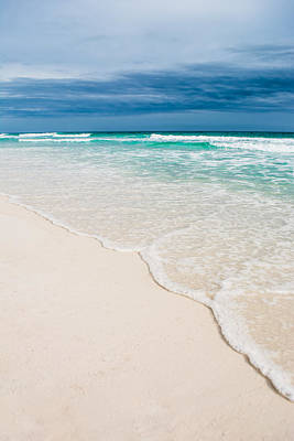 Paradise In Seaside Florida Art Print by Shelby Young