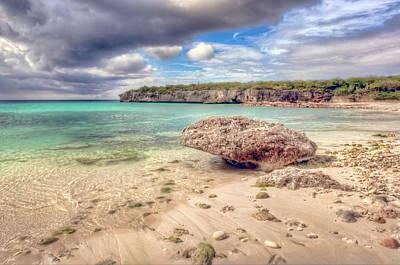 Photograph - Paradise Island 2 by Nadia Sanowar