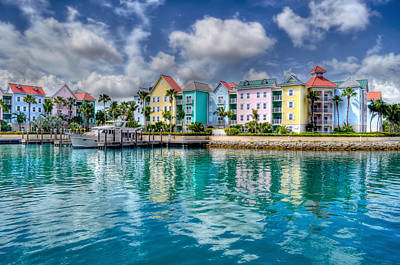 Photograph - Paradise Island by Jeremy Lavender Photography