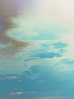Painting - paradise IV by John WR Emmett