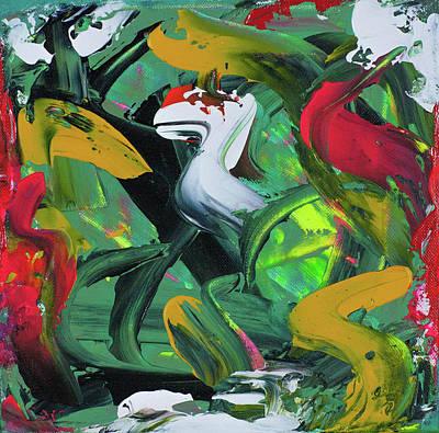 Painting - Paradise by Jason Stephen