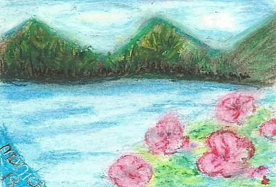 Painting - Paradise by Monica Resinger