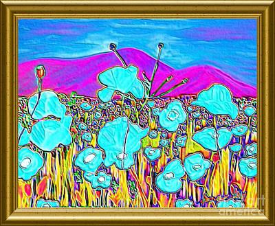 Painting - Paradise by Oksana Semenchenko