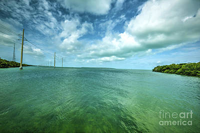 Paradise On Earth Photograph - Paradise On Earth, Florida Keys by Felix Lai