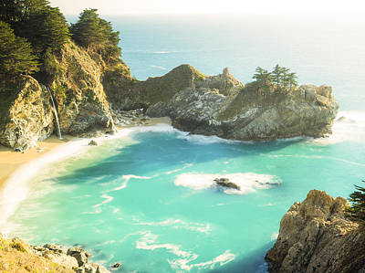 Mcway Falls Photograph - Paradise by Peter Irwindale
