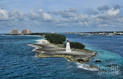 Photograph - Paradise Point by Jerry Hart