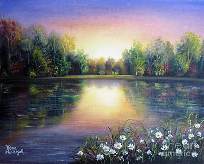 Painting - Paradise by Vesna Martinjak
