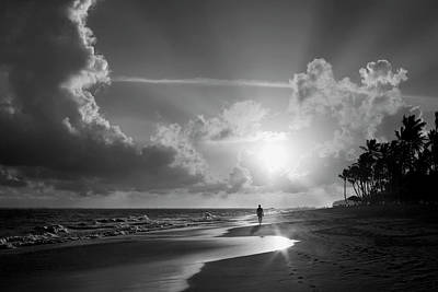Photograph - Paradise Walk by Daniel Hagerman