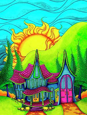 Paradiso Original by Denyse Dar