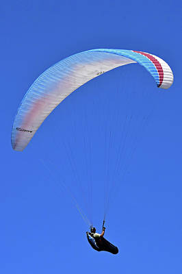 Photograph - Paragliding No. 279-1 by Sandy Taylor
