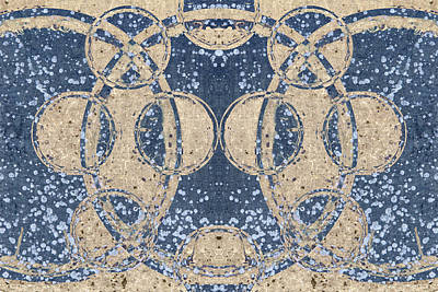 Batik Photograph - Parallel Universes 03 by Carol Leigh