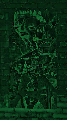 The Beatles - Paramount  Dark Green by Rob Hans
