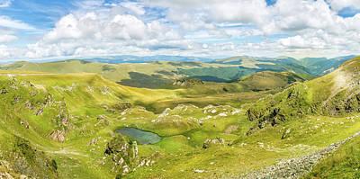 Photograph - Parang Mountains by Mihai Andritoiu