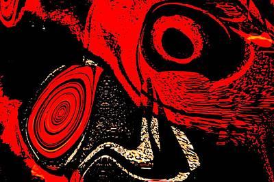 Paranoid Art Print by Max Steinwald