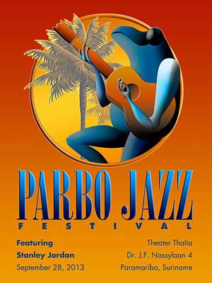 Parbo Jazz Original by Richard Nodine