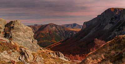 Wall Art - Photograph - Parc National De La Mercantour by Adrian O Brien