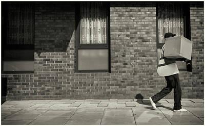 Photograph - Parcel by Stewart Marsden