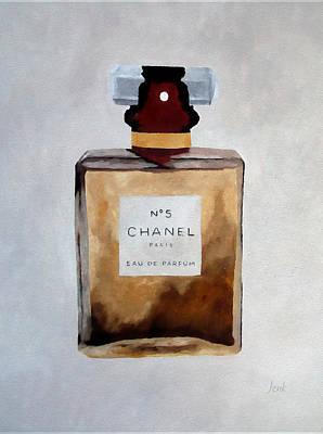Parfum No.5 Art Print