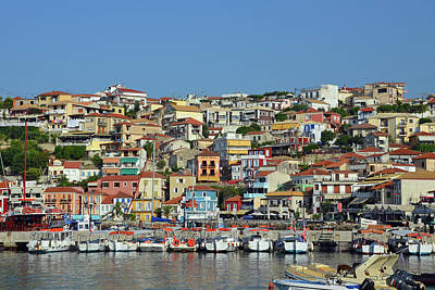 Photograph - Parga by Ellen Henneke