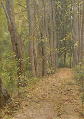 Painting - Pargitee by Paul Raud