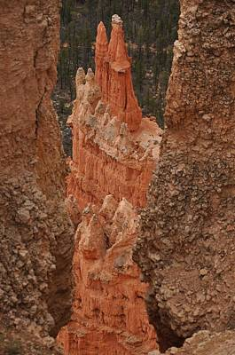 Photograph - Paria View - Bryce Canyon by Frank Madia