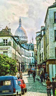 Photograph - Paris 92 by Rick Bragan