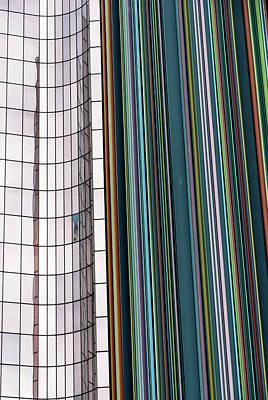Photograph - Paris Abstract by Steven Richman