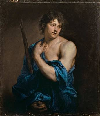 Painting Royalty Free Images - Paris Royalty-Free Image by Anthony van Dyck