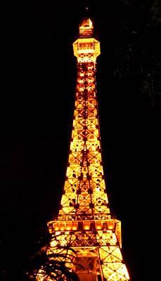 Photograph - Paris At Night by Dietmar Scherf