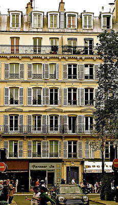 Photograph - Paris By Design by Ira Shander