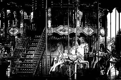 Photograph - Paris Carnival by Georgia Fowler