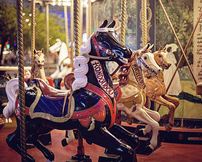 Photograph - Paris Carousel Photograph by Melanie Alexandra Price