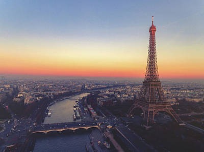 Cities Royalty-Free and Rights-Managed Images - Paris by Chris Thodd