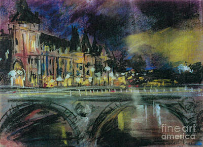 Painting - Paris by Debora Cardaci
