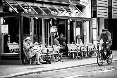 Photograph - Paris by John Rizzuto