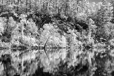 Photograph - Paris Lake Wonderland by James Barber