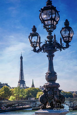 Photograph - Paris Light by Scott Kemper