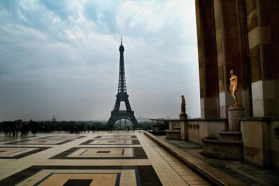 Photograph - Paris by Lucian Capellaro