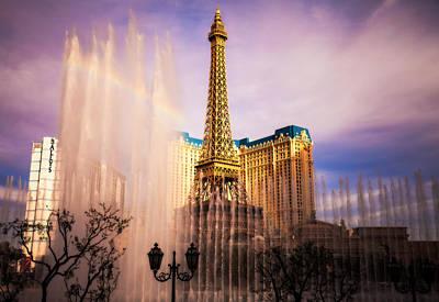 Eifell Tower Photograph - Paris Lv by J Allen
