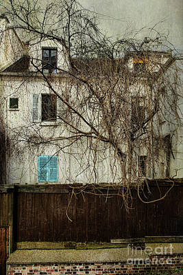 Photograph - Paris Montmartre  by Elena Nosyreva