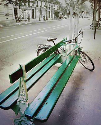 Photograph - Paris Morning by JAMART Photography