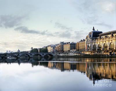 Paris Musee D'orsay Art Print
