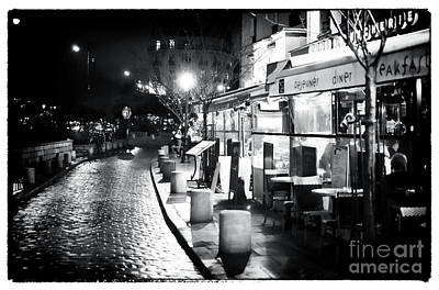 Photograph - Paris Nights by John Rizzuto