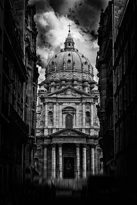 Church Photograph - Paris Or Roma ? by Klefer