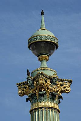 Photograph - Paris Ornament by Eric Tressler