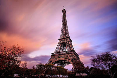 Photograph - Paris Pastels by Jennifer Casey